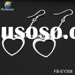 Fashion Jewelry.Hot Selling Fashion 925 silver silver filigree earrings . FB-EY308