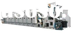 LSY-470 business form offset rotary press machine printing machinery