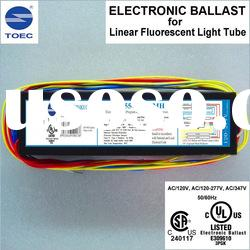 Linear Fluorescent Light Tube T5 Electronic Ballast(UL, CSA Approval)
