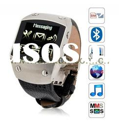 """New Arrival (K23) unlocked Quad band Single sim 1.5""""Touch Screen with Camera Watch Mobile Phon"""