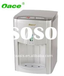 New design LCD display water cooler table top water dispenser