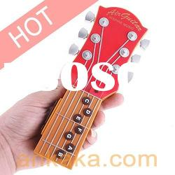 Pocket-sized E-Infrared Rhythm Music Air Guitar for Media Players
