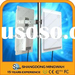 Popular UHF long range RFID reader with Four Channel from professional facotry