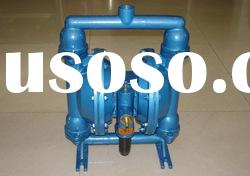 QBY air operated Pneumatic double Diaphragm Pump