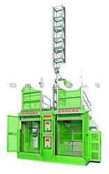 Rack and Pinion construction hoist