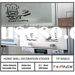 Self-adhesive Removable Kitchen Wall Tile Stickers