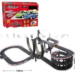 Toy,1:64 Track Convolution Racing Slot Car(with Transformer)