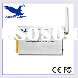 Wireless wired security industry alarm system for security of ATM machine
