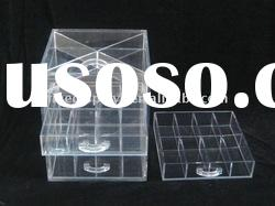 acrylic cosmetic makeup counter storage organizer (CD-A-0102)