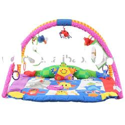 colorful soft cotton Baby Play Gym Mat