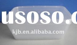 disposable microwave food container