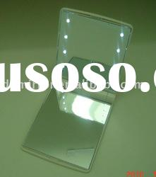 led light cosmetic mirror,led lighting makeup mirror