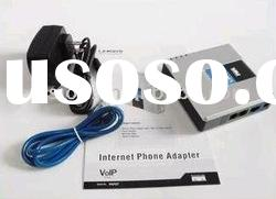 linksys PAP2T voip gateway,Fxs adapter