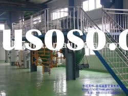 oil and fat refining plant and sunflower oil refining machine