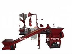 scrap copper wire recycling machine,waste wire crusher,used wire recycling machine