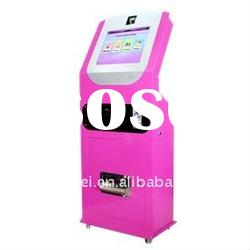 "17"" touch screen photo booth kiosk"