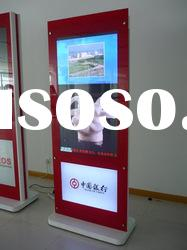 "47"" Stand-alone Version Digital Signage,interactive kiosk design"