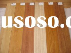 8.3mm/12.3mm water-proof brown HDF CE approved laminate flooring