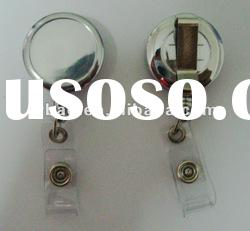 Badge Holder with Clip / Retractable Badge Reel