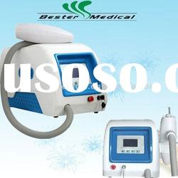 CE approval long pulse nd yag laser for Hair Removal