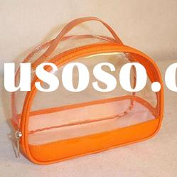 Clear/Transparent PVC Cosmetic Bag for European Market