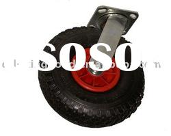 FULL RANGE Rubber wheel caster,pneumatic caster-Top Quality,Trustworthy