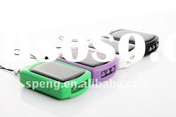 Hot Selling Mini Keyring Solar Charger