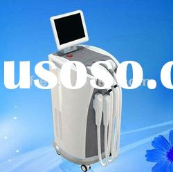 Nice Epilator 808 diode laser & elight ipl for permanent hair removal