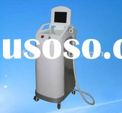 SHR 808nm diode laser permanent hair removal machine