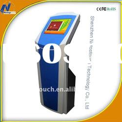 Saw Interactive payment Kiosk with modern design