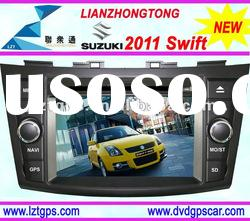 (new) 7 inch 2011 Suzuki Swift car dvd player with android system,3 G internet, GPS,bluetooth,Ipod