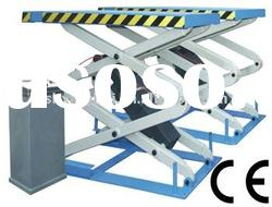 cheap portable hydraulic scissor automotive hoist