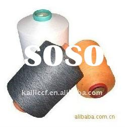 100% polyester dope dyed yarn(FDY DTY POY)