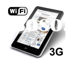 10.1 inch Android 2.2 Capacitive Multi-Touch MID Tablet PC Built 3G/Bluetooth/GPS/WiFi