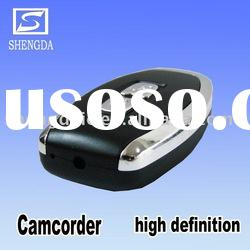 Camcorder Car key Design for you!!! mini DVR camera and video recorder ~Real cool choice
