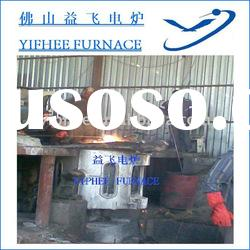 Induction Furnace for Scrap Steel/Iron Melting