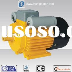 Lowest Price!!YCL Single Phase Capacitor Start Induction Motor/Electric motor