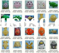 cartoon charger,universal charger,mobile telephone charger