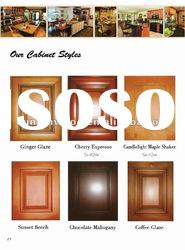 kitchen cabinet solid wood door