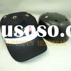 safety bump caps with reflective strip