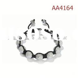 wholesale fashion watches shamballa bracelet MOQ:20PCS