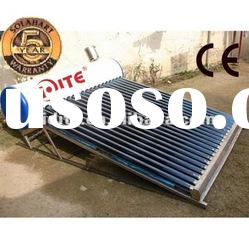 200L/CE / high quality Non-pressurized solar water heater