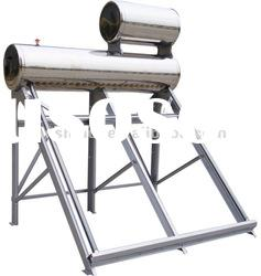 250L stainless steel solar water heating