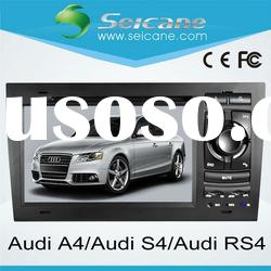 2 din Audi A4 touch screen car dvd player