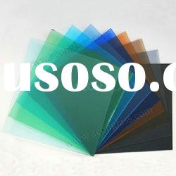 3mm-12mm / 12mm TINTED GLASS with CE & ISO certificate, Bronze, Grey, Blue, Green, Pink etc