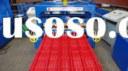 Colorful Glazed Metal Roofing Panel Roll Forming Machine