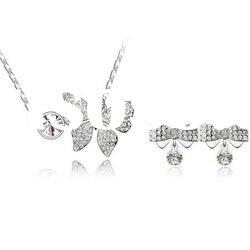 Crystal Necklace/Earring Set/Fashion Jewelry Sets4304-4306