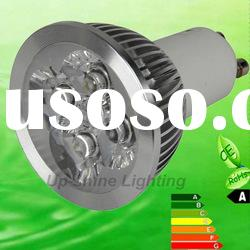 Dimmable 4W GU10 led spot light bulb with SAA and UL