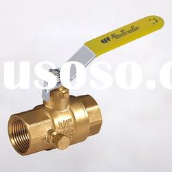 Drain Brass Ball Valve (Female Thread)