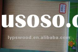 FANCY PVC faced PLYWOOD with high quality